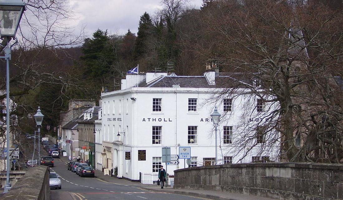 Accommodation around Dunkeld   Land Rover Experience Scotland